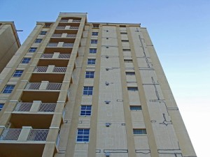 Commercial Inspection - Stucco Testing