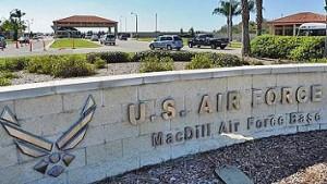Project Portfolio - MacDill Air Force Base Tampa Florida