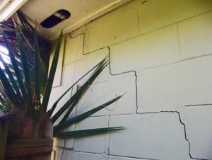 Inspection Services - Masonry Cracking