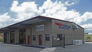 Commercial Projects - Fisher Hydraulics Tampa Florida