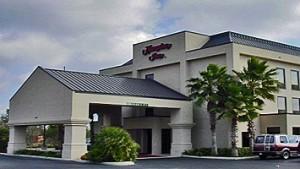 Hotel Projects - Hampton Inn Tampa Florida
