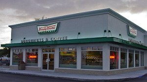 Commercial Projects - Krispy Kreme Tampa Florida