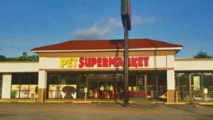 Commercial Project - Pet Supermarket Tampa Florida