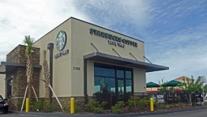 Commercial Project - Starbucks Clearwater Florida