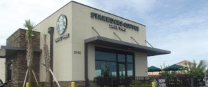 Home Page Commercial Project - Starbucks Clearwater Florida