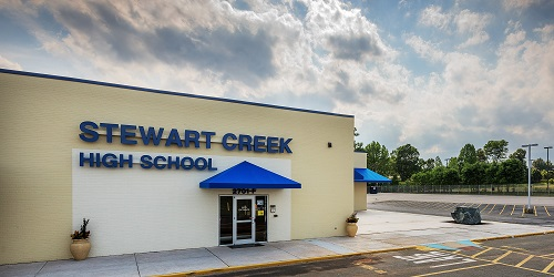 Stewart High School Review