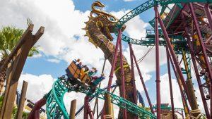 Roller coaster engineering tampa florida